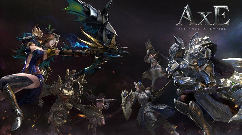 โคตรเกมแอคชั่นเบอร์แรง Alliance X Empire จ่อลงสโตร์เกาหลี กันยายนนี้