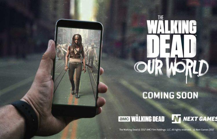 ต้องจัดแล้ว The Walking Dead: Our World ชวนไปล่าซอมบี้ในโลกจริง