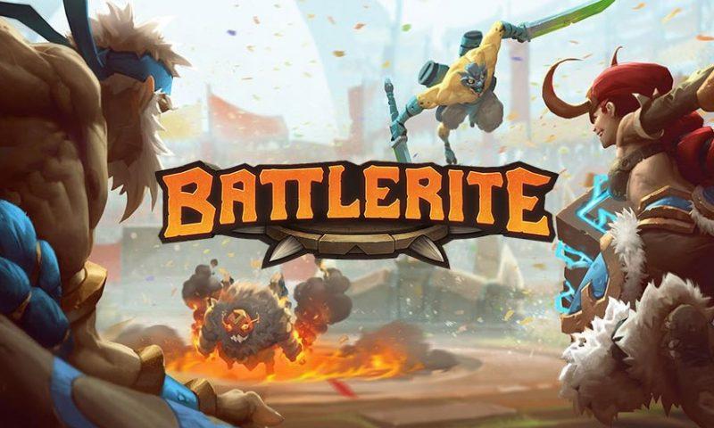 Battlerite เกมลงลานสุดฮาร์ดคอร์ เปิดทางการต้นเดือนพฤศจิกา