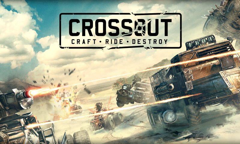 ส่อง Crossout เกมซิ่งนอกกระแสตัวแรงฝั่งยุโรปที่แคสเตอร์เล่นเพียบ