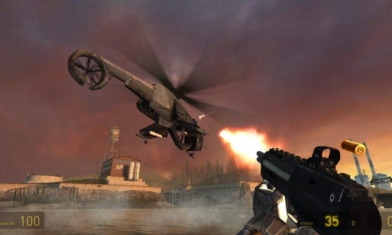 ดราม่า ผู้ใช้ Steam ประท้วงกดติดลบเกม Dota 2 เหตุ Valve ไม่ทำ Half-Life 3