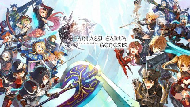 เปิดวอร์มั้ย Fantasy Earth Genesis เกมมือถือ MMO สายกิลด์ 50 v 50