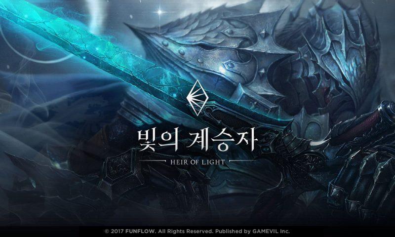 Heir of Light เกม ARPG โปรเจ็กต์ใหม่จาก Gamevil เปิด CBT ให้ลอง 6 ก.ย.