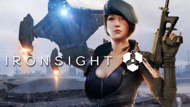 Gamigo คว้าสิทธิ์ให้บริการเกมหัวร้อน Ironsight เซิร์ฟอินเตอร์