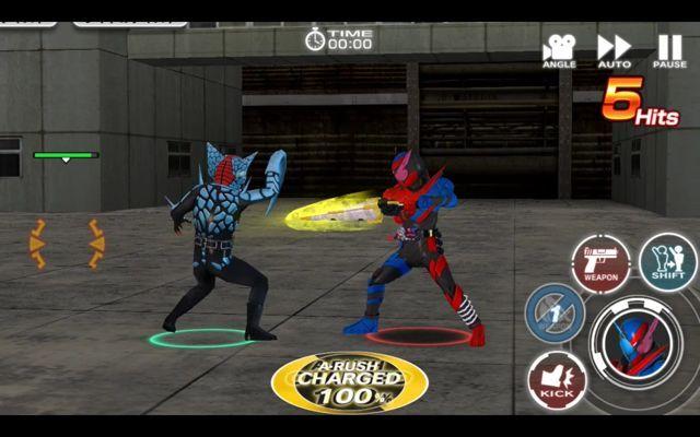Masked Rider City Wars 01