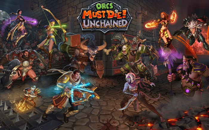 Orcs Must Die Unchained 01