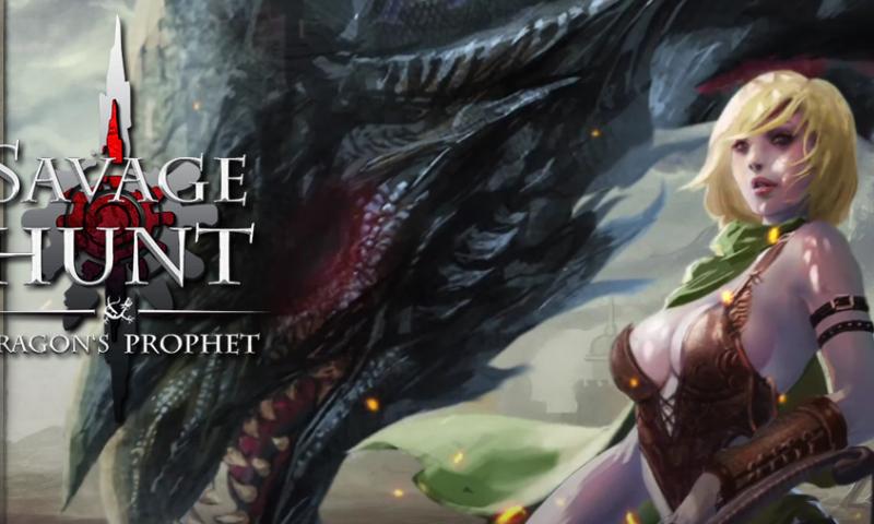 gamigo ยัน Dragon's Prophet เกิดใหม่เป็น Savage Hunt