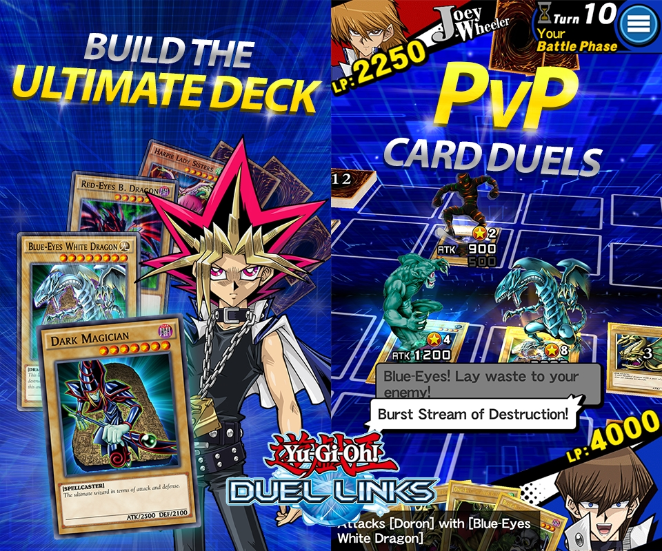YuGiOh Duel Links 01