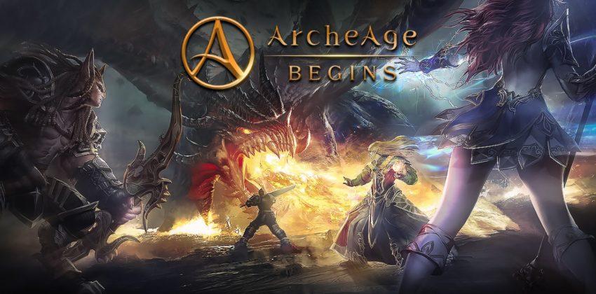 เริ่มแล้ว Archeage Begins เปิด Pre-Register พร้อมกันทั่วโลก