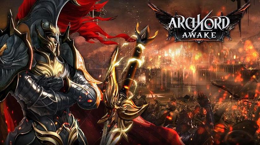 คืนชีพ ArchLord Awake จาก PC สู่เกมมือถือ