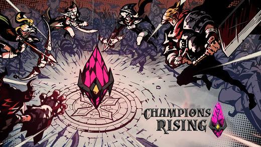 Champions Rising เกม MOBA สายลงลานมาใหม่จาก Nexon M