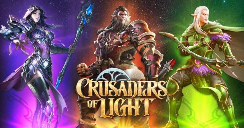 Crusaders of Light อัพเดทอาชีพใหม่ Paladin กันยายนนี้