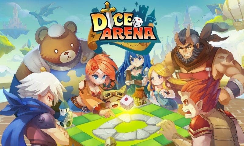 Dice Arena เกมทอยเต๋า RPG ฝีมือคนไทยเปิด CBT บน Android