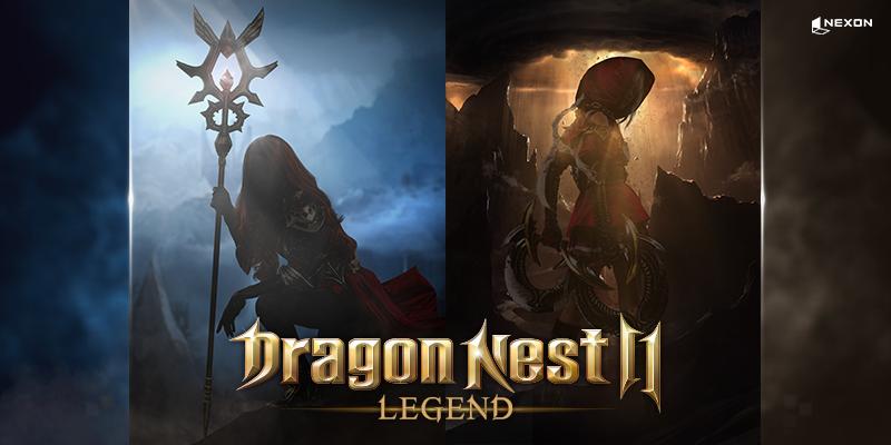 เงาปริศนาโพล่ Dragon Nest 2 Legend ใครจะมารับบทมาริอ้อนและอาเจนต้า