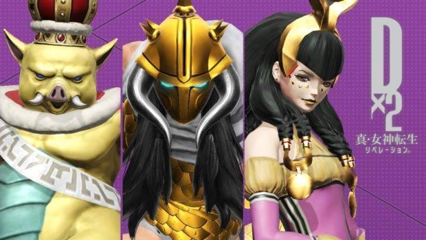Dx2 Shin Megami Tensei: Liberation เกมมือถือแทกทีม Demon กู้โลก