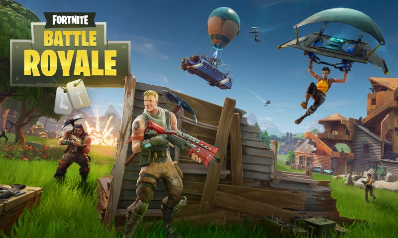 Battle Royale ดันยอดผู้เล่น Fortnite เพิ่ม 10 ล้านในสองสัปดาห์