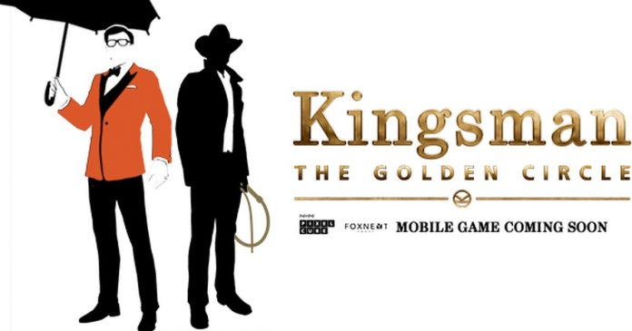 เกมจากหนังมาใหม่ Kingsman: The Golden Circle โคตรพิทักษ์บ่มพยัคฆ์