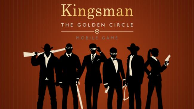 Kingsman: The Golden Circle มันส์ก่อนหนังเข้า ทั้งระบบ iOS และ Android