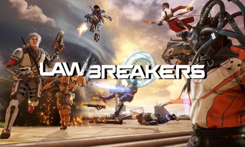 เอาเว้ย LawBreakers กระแสนอกไม่ค่อยดี แต่มีโอกาสเข้าไทย