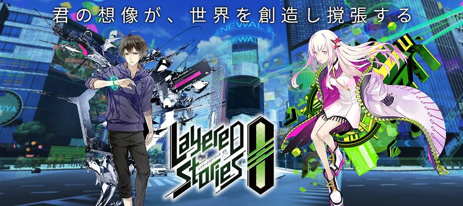 LayereD Stories 0 เกมมือถือ RPG กอบกู้โลกเปิดลงชื่อ Pre-Register