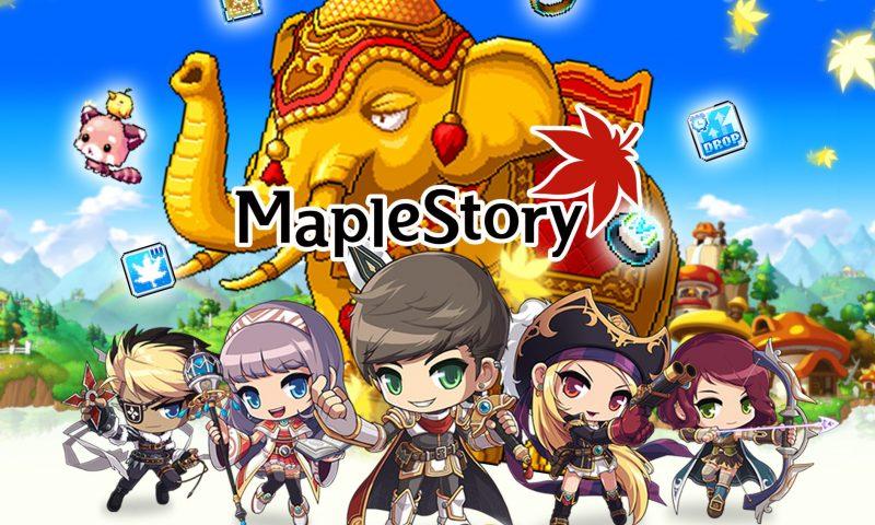 พาส่อง MapleStory เซิร์ฟไทย วันแรกคนเพียบ