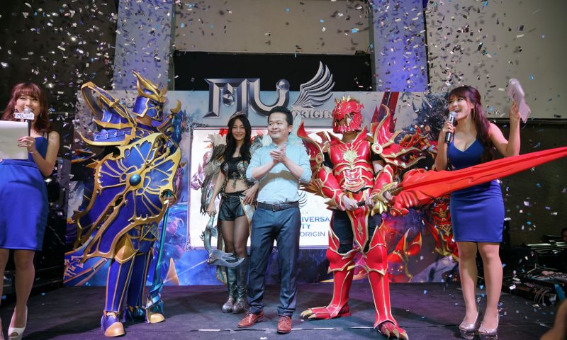 รวมภาพบรรยากาศงาน ครบรอบ 2 ปี MU Origin Thailand