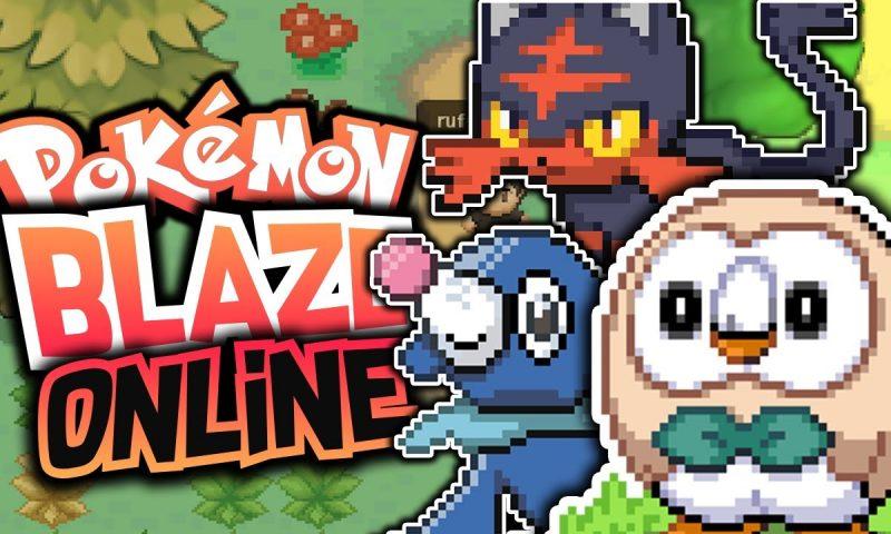 แกะกล่อง Pokemon Blaze Online โปเกม่อนย้อนยุค ปรับแต่งค่า Stat เองได้