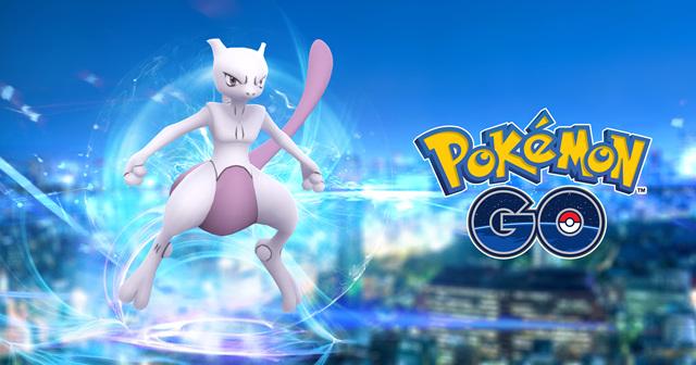 Pokémon Go อัพเดทโหมดเรด Mewtwo แล้วจ้า