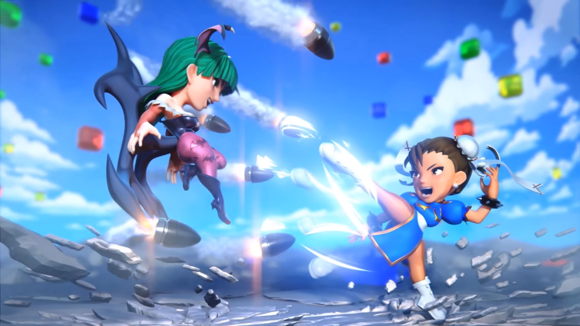 puzzle fighter mobile 01