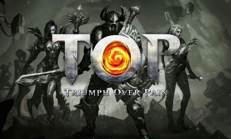 ไม่ต้องรอให้ฝ่อ TOP Triumph Over Pain เปิดสนามมันส์ต่อเนื่องวันนี้