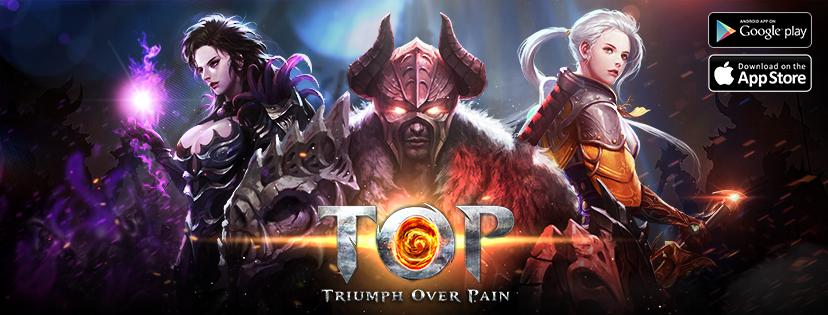 TOP: Triumph Over Pain เกม Action RPG สุดมันส์การันตีดาวล้านดวง