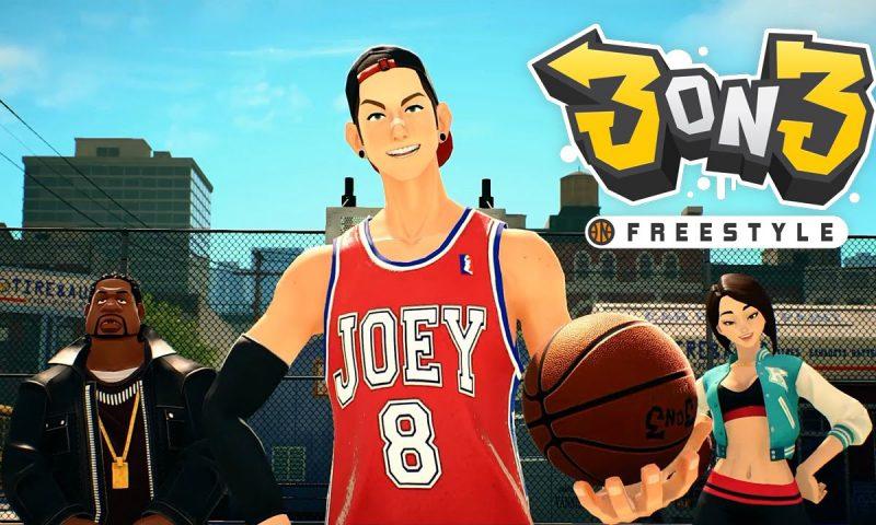 3ON3 Freestyle เกมสตรีทบาสจาก Freestyle 2 เปิดให้เล่นผ่าน Steam แล้ว