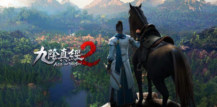 สุดแจ่ม Snail Games เผยภาพใหม่ Age of Wushu 2