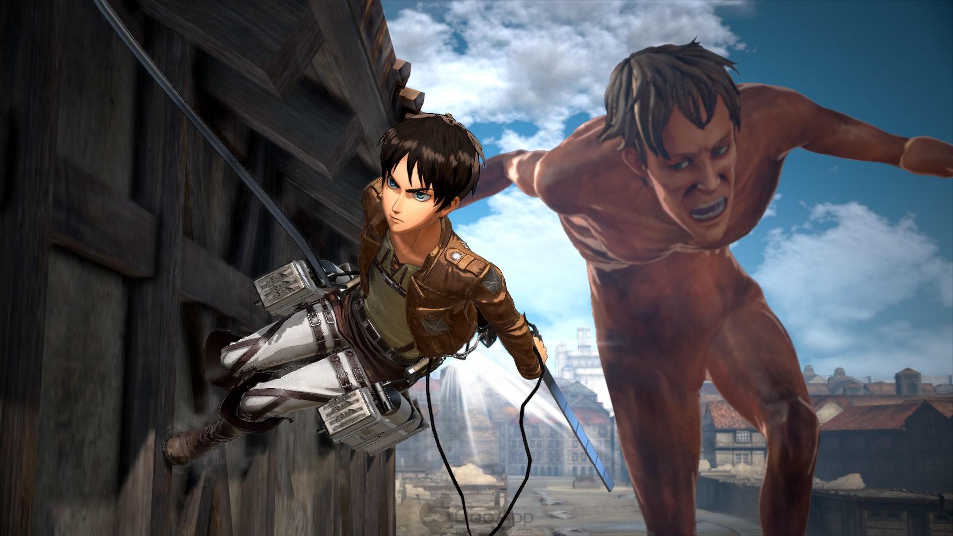 Attack on Titan 2 march 2018 01