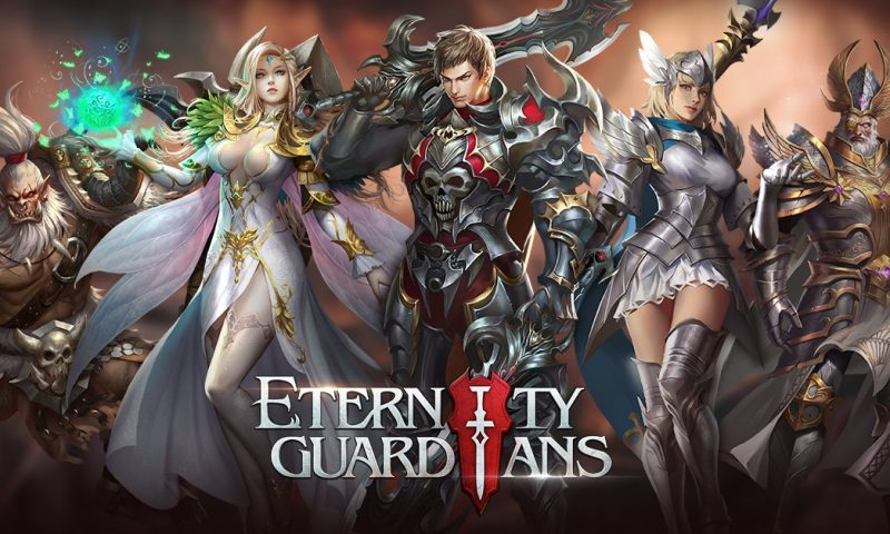 มาใหม่ Eternity Guardians เกมมือถือ Hack-N-Slash กราฟิกสุดแจ่ม