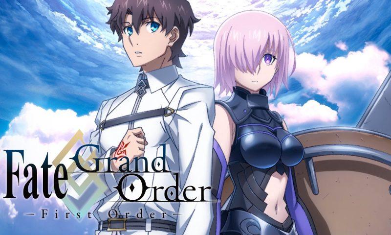 ฟินเลย Fate/Grand Order (JP) อัพเดท Servant หน้าใหม่