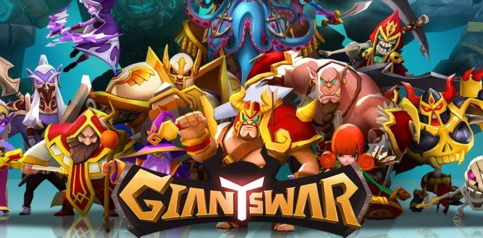GAMEVIL ท้าผจญภัยโลกแฟนตาซีใน Giants War เกมมือถือ SRPG ชิ้นใหม่