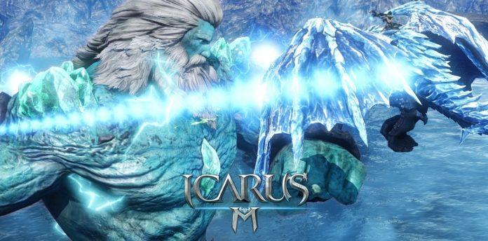 ถึงคิว Icarus M เกมมือถือ MMORPG ขอแจ้งเกิดบ้างนะ
