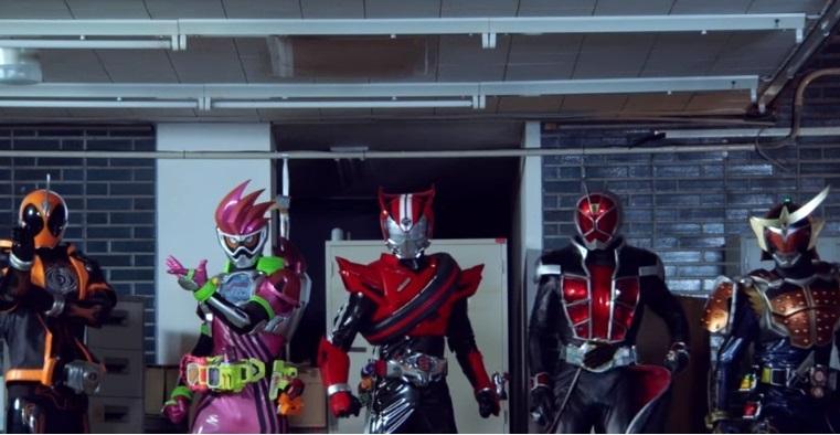 Kamen Rider City Wars 02