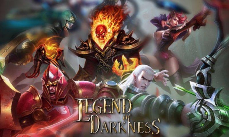 Legend of Darkness เกมมือถือ ARPG ระเบิดความมันส์ 2 สโตร์รวด