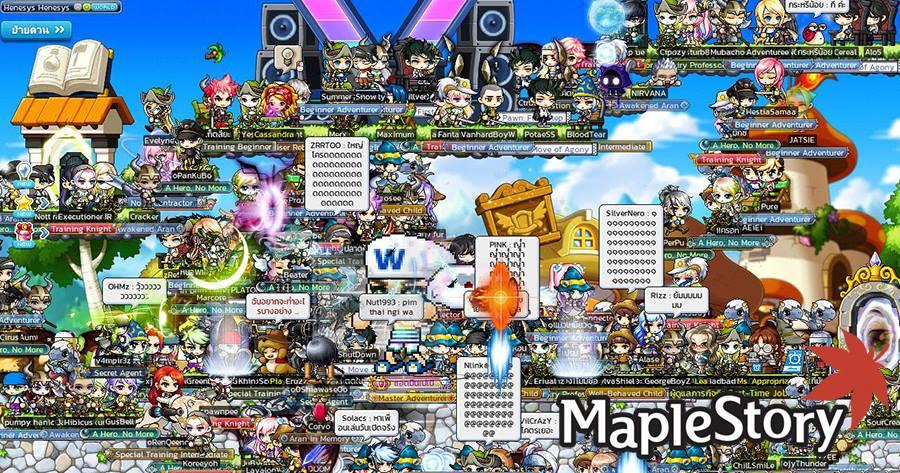 MapleStory311017 4