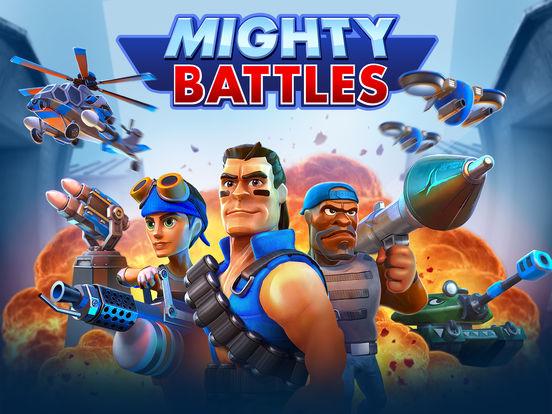Mighty Battles เกมวางแผนตีป้อมสไตล์ MOBA มาใหม่จากค่ายหัวร้อน