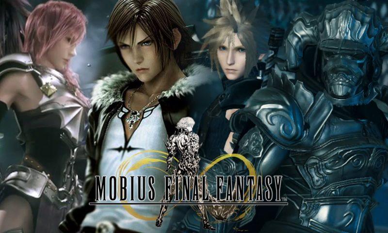 Square Enix จัดอีเวนท์พิเศษ Mobius Final Fantasy ปะทะ Final Fantasy X