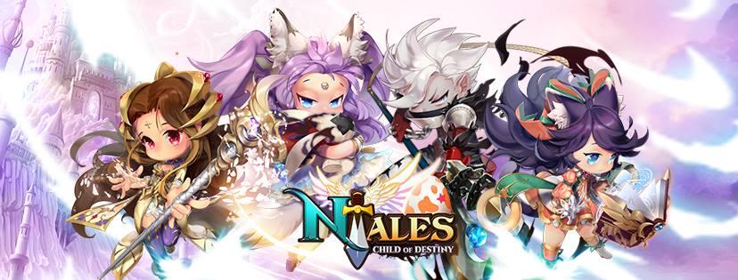 NTales: Child of Destiny เกม 2D Pocket RPG ประเดิม Soft-Launch สโตร์ฟิลิปปินส์