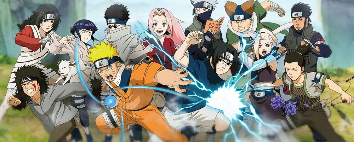 Naruto Online เซิร์ฟไทย ผุดเว็บไซต์กับแฟนเพจรอแล้ว