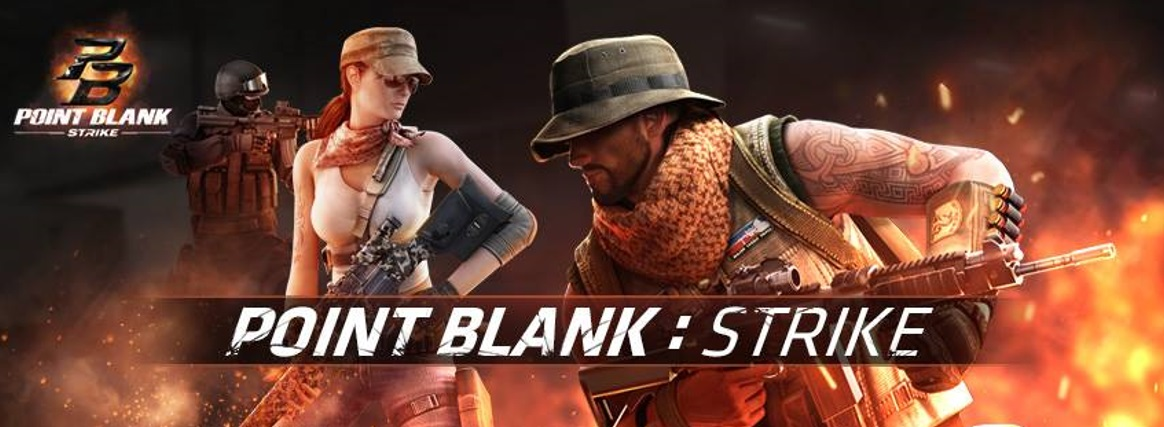 Point Blank: Strike แรงส์จัดยอดคนลงทะเบียนพุ่ง 1 ล้าน