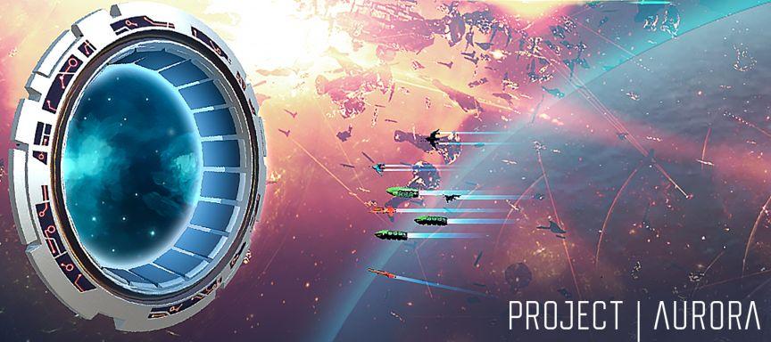 Project Aurora เกมมือถือตะลุยอวกาศ แรงบันดาลใจจาก Eve Online