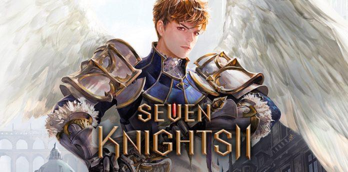 เผยภาพแรก Seven Knights II ภาคต่อเซเว่นไนท์เวอร์ชั่นมือถือ MMORPG