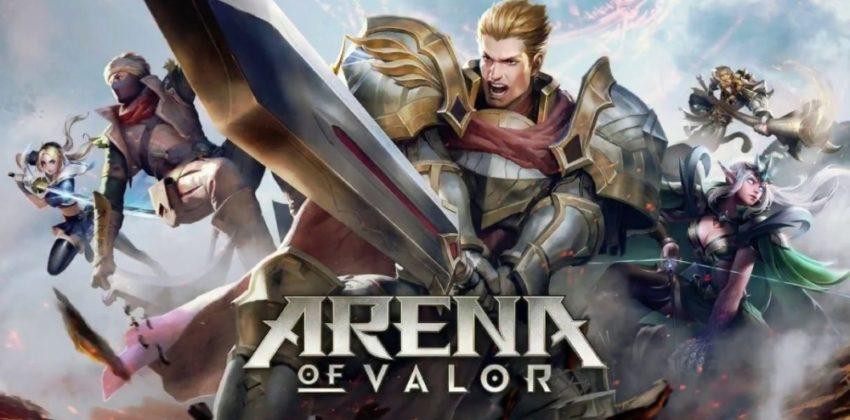 แรงไม่หยุด Garena เตรียมปล่อย Arena of Valor โซน SEA 3 ประเทศ