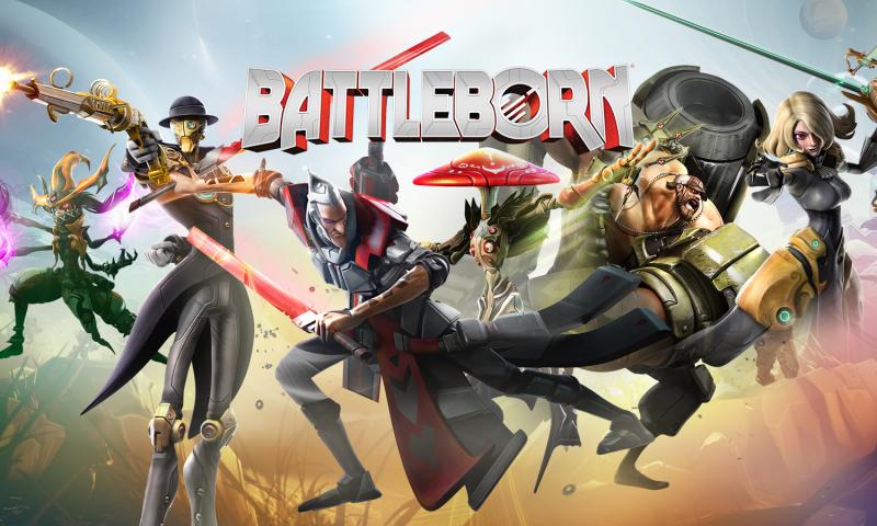 เป็นงั้นไป Battleborn โบกมือลา ส่งอัพเดทครั้งสุดท้าย